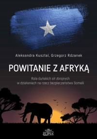 Powitanie z Afryką - okładka książki