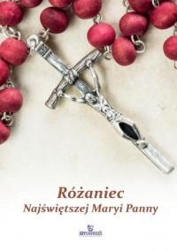 Różaniec Najświętszej Maryi Panny - okładka książki