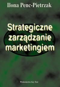 Strategiczne zarządzanie marketingiem - okładka książki