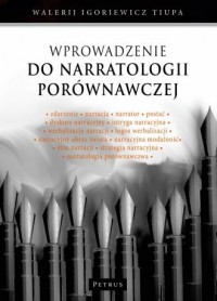 Wprowadzenie do narratologii porównawczej - okładka książki