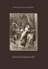 Zamek kaniowski  - okładka książki