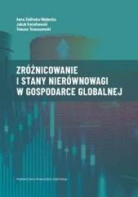 Zróżnicowanie i stany nierównowagi - okładka książki