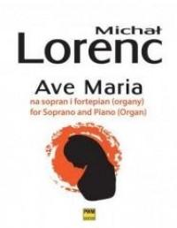 Ave Maria z filmu Prowokator - okładka książki