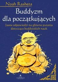 Buddyzm dla początkujących - okładka książki