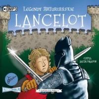 Lancelot. Legendy arturiańskie. - pudełko audiobooku