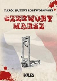 Czerwony marsz - okładka książki