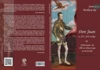 Don Juan w XX i XXI wieku lub Zmieniające - okładka książki