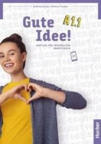 Gute Idee! A1.1 AB - okładka podręcznika