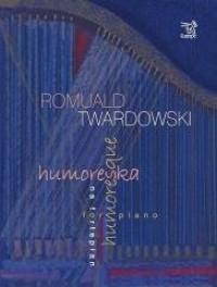 Humoreska na fortepian - okładka książki