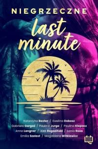 Niegrzeczne last minute - okładka książki