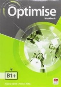 Optimise B1 WB - okładka podręcznika