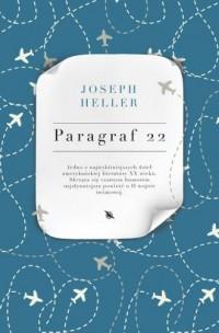 Paragraf 22 - okładka książki