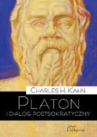 Platon i dialog postsokratyczny - okładka książki