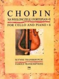 Słynne transkrypcje na wiolonczelę - okładka książki