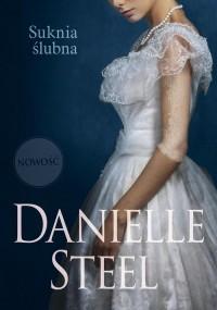 Suknia ślubna - okładka książki