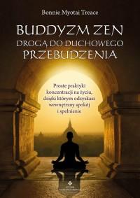 Buddyzm zen drogą do duchowego - okładka książki