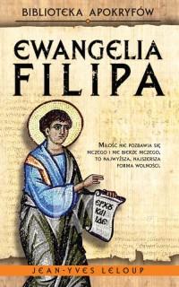 Ewangelia Filipa. Seria: Biblioteka - okładka książki
