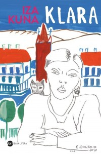Klara - okładka książki