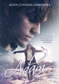 Adam - okładka książki