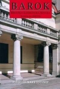 Barok. Historia-Literatura-Sztuka, - okładka książki