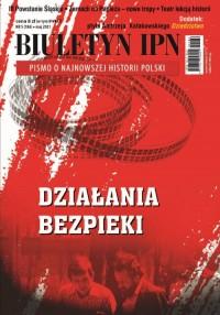 Biuletyn IPN nr 186 (5) / 2021 - okładka książki