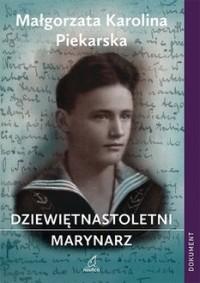 Dziewiętnastoletni marynarz - okładka książki