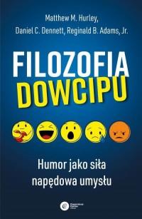 Filozofia dowcipu. Humor jako siła - okładka książki