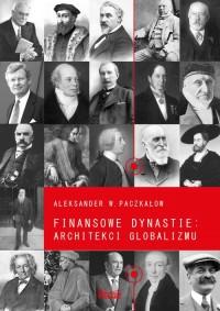 Finansowe dynastie: architekci - okładka książki