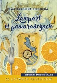 Lampart w pomarańczach. Sycylijskie - okładka książki
