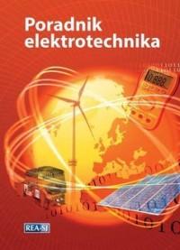 Poradnik elektrotechnika  - okładka podręcznika