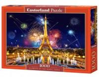 Glamour of the Night, Paris (puzzle - zdjęcie zabawki, gry