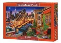 Brooklyn Bridge Lights (puzzle - zdjęcie zabawki, gry