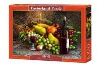 Fruit and Wine (puzzle - 1000 elem.) - zdjęcie zabawki, gry
