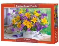 Bouquet of Lilies and Bellflowers - zdjęcie zabawki, gry