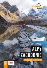 Alpy Zachodnie 30 wielodniowych - okładka książki