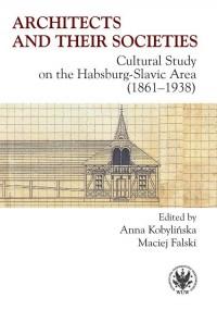 Architects and their Societies. - okładka książki