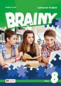 Brainy 8 SB - okładka podręcznika