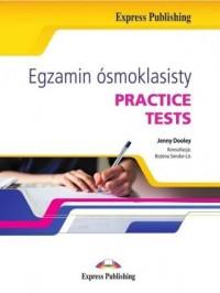 Egzamin ósmoklasisty. Practice - okładka podręcznika