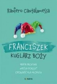 Franciszek. Kuglarz Boży - okładka książki