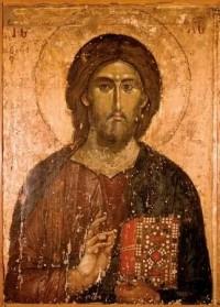 Ikona Chrystus Odkupiciel. Pantokrator - zdjęcie