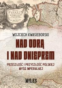 Nad Odrą i nad Dnieprem - okładka książki