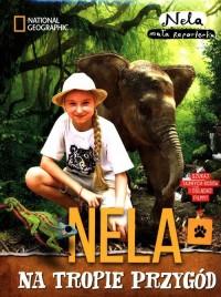 Nela na tropie przygód - okładka książki