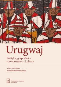 Urugwaj. Polityka, gospodarka, - okładka książki