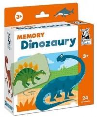 Kapitan Nauka. Memory. Dinozaury - zdjęcie zabawki, gry