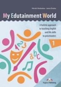 My Edutainment World I - okładka podręcznika