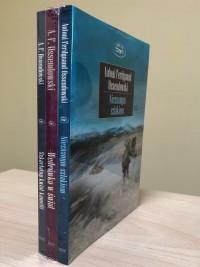 Nieznanym szlakiem / Wędrówka w - okładka książki