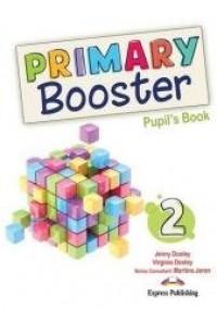 Primary Booster 2 Pupil s Book - okładka podręcznika