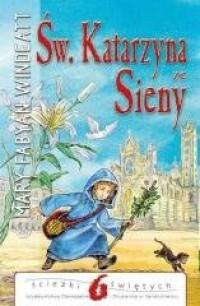 Św. Katarzyna ze Sieny - okładka książki