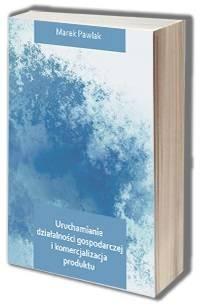 Uruchamianie działalności gospodarczej - okładka książki