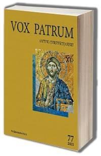 Vox Patrum. Tom 77 - okładka książki